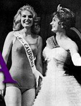 Amedee wins Miss U.S.A., 1962