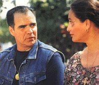 Felipe questions Isabel.